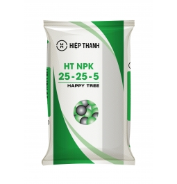 NPK 25-25-5 HAPPY TREE (50KG)