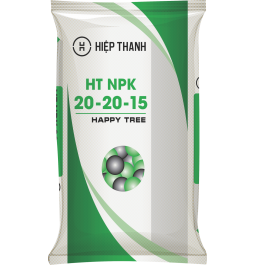 NPK 20-20-15 HAPPY TREE (50KG)